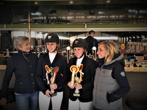 1er concours pour nos jeunes chevaux HN
