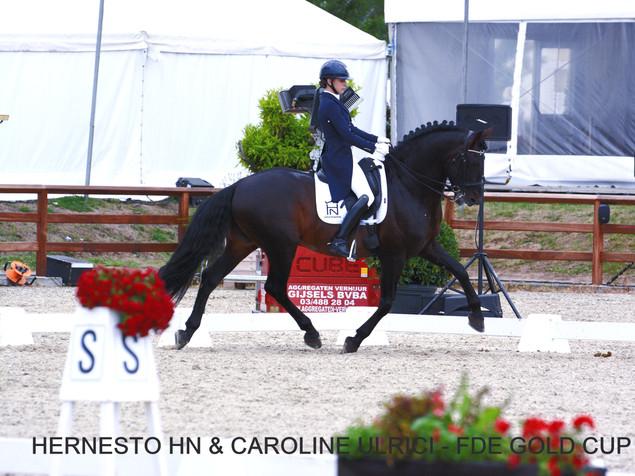 Hernesto HN & Caroline Ulrici
