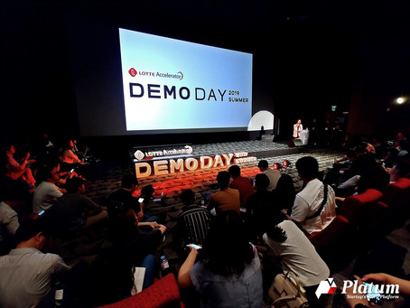 [Lotte Accel Demo Day] CVT in Lotte Demoday