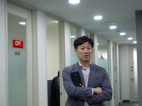 "[The Seoul Economic Daily] 이우균 CVT 대표 ""얼굴인식이 보안시장 대세될 것"