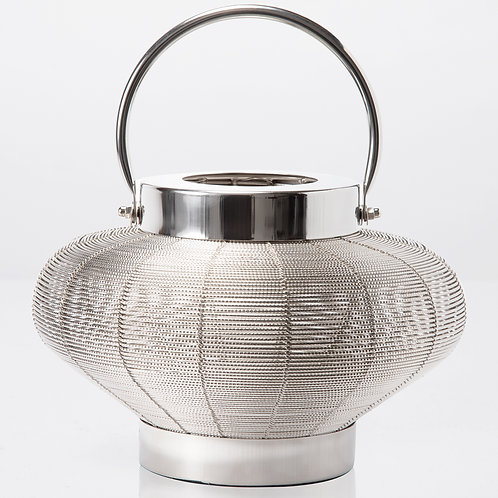 Saturn | Metal Candle Lantern