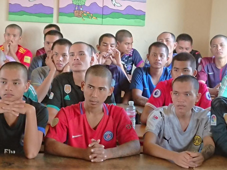 Testimony from Cambodian Prison
