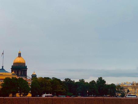 Saint-Petersburg. Revival gatherings
