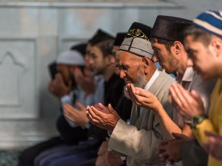 Prayer for the Muslim world