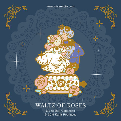 Music Box: Waltz of Roses