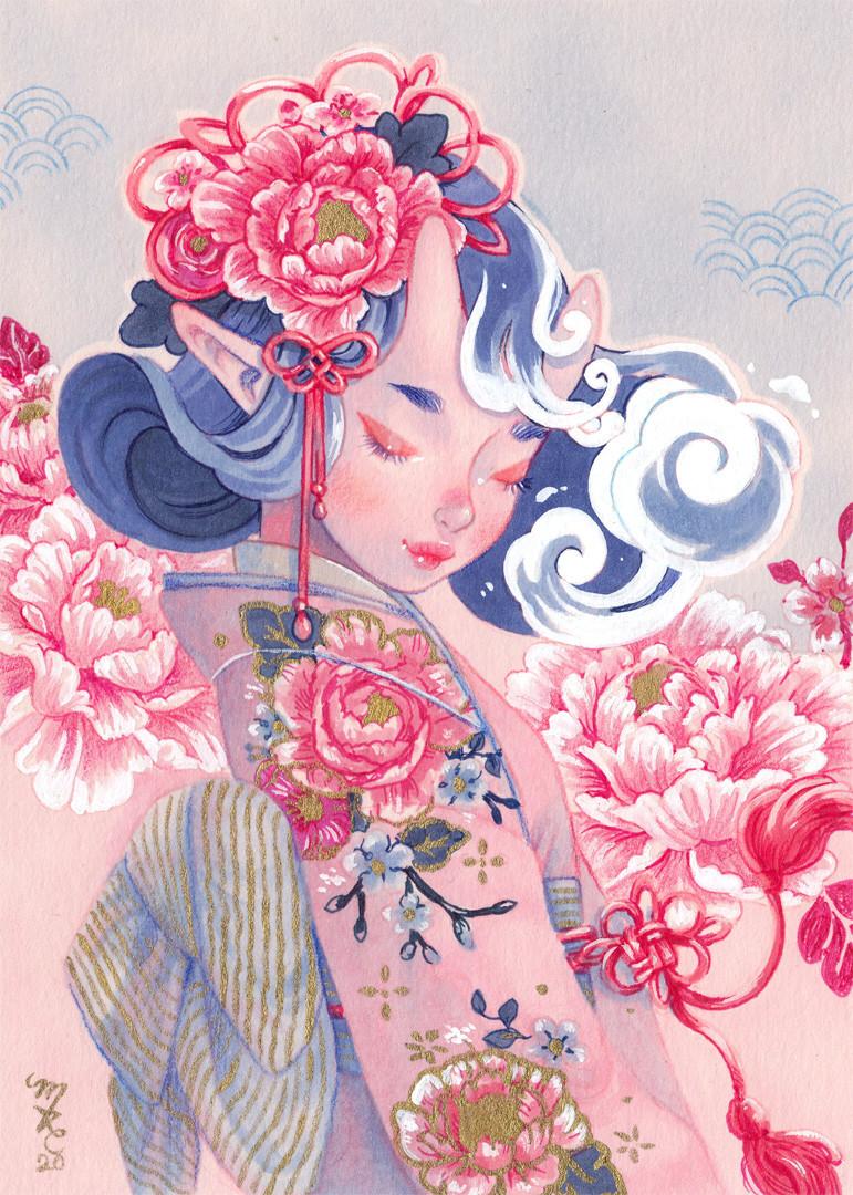 Sea Demon - Dream of flowers