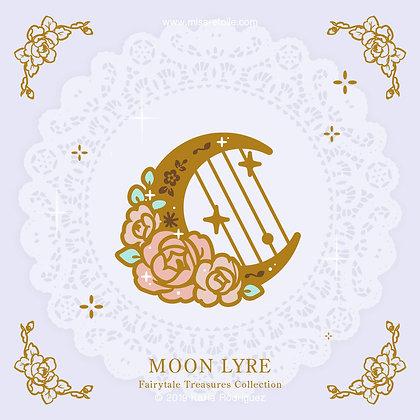 Moon Lyre