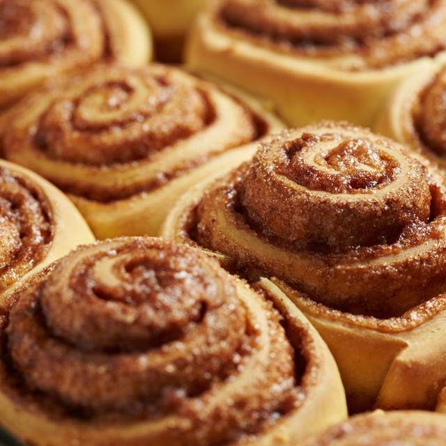 A new take on Cinnamon buns...Grill It!