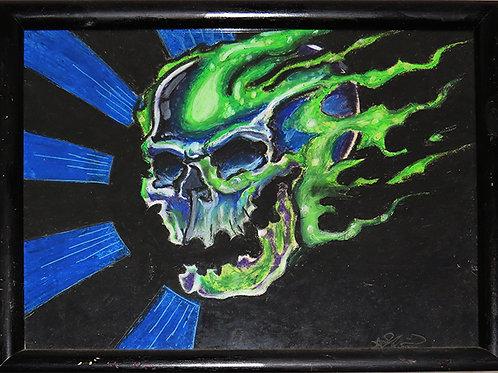 """Skull of Rage"""