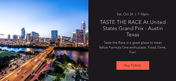 Formula one tasteng event Austin Texas .