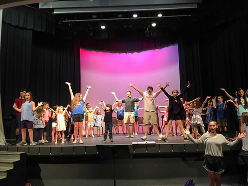 Youth Theatre Camp