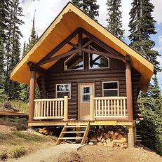 Lightning Strike Cabin