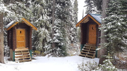 New Outhouses 2017
