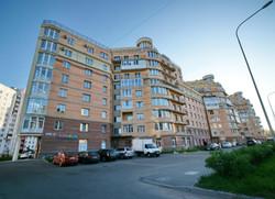 очаровательная квартира пентхаус в Санкт-Петербурге DSC04614.JPG