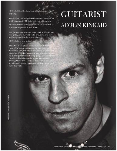 Adrian Kinkaid
