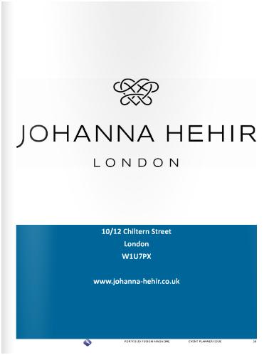 Johanna Hehir
