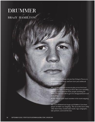Brady Hamilton