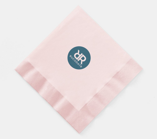 Coined Paper Napkins Pink 1.PNG