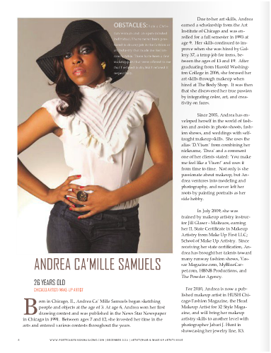 Andrea Ca'Mille Samuels