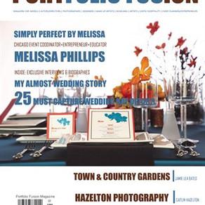 Pilot Issue of Portfolio Fusion Magazine!