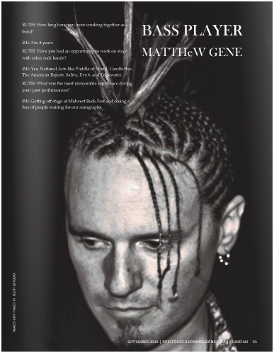 Matthew Gene
