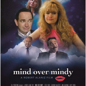 """Mind Over Mindy"", Coming To Hollywood Palms Cinema, November 5th, 2015"