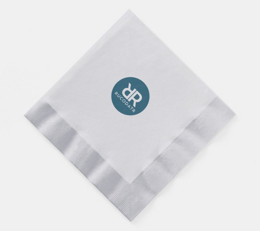Coined Paper Napkins Silver 1.PNG