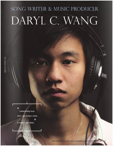 Daryl C. Wang