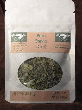 Stevia - Cut Leaf, 10 g
