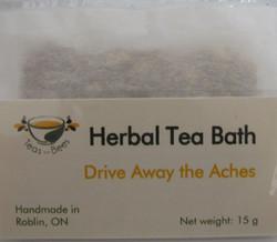 Tea Bath Packaged Drive Away