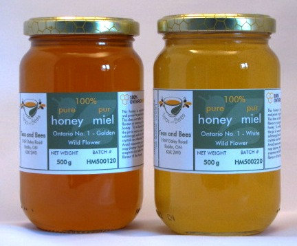 Honey Pack (2 x 500 g) Collection
