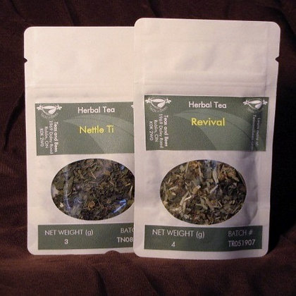 Stinging Nettle Tea Collection