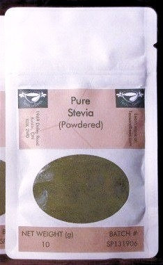 Stevia - Ground, 10 g