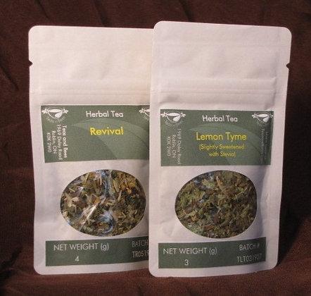 Lemony Herbs Tea Collection