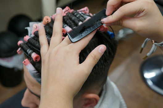 Barber Crossover