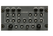 AV-850 Audio Control Panel Replica