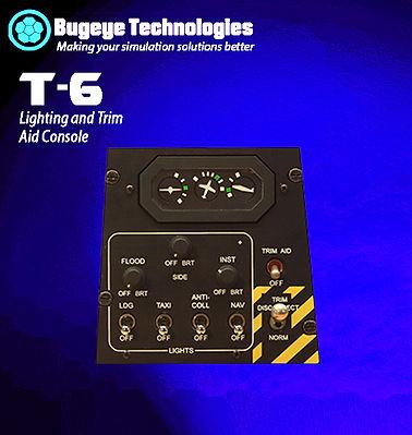 T6 Lighting Console