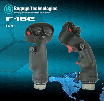 F-18 Grip, F-18 control grip,  f-18 flight simulation grip,