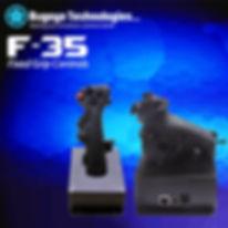 F35 Controls, F-35 Stick, F35 Throttle