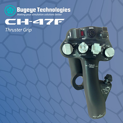 CH-47F Thruster Grip, collective