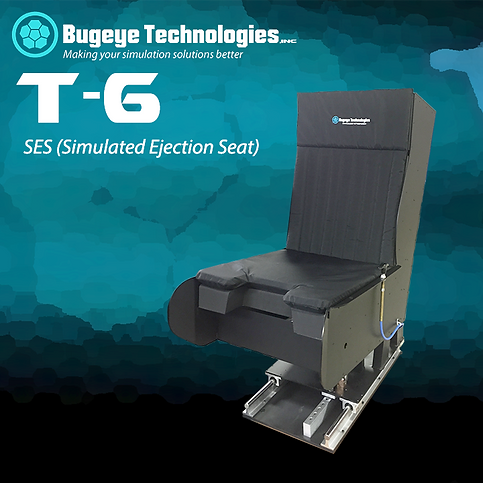 T-6 Simulated Sejection Seat