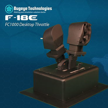 Simulation F-18 Throttle, Sim products F-18
