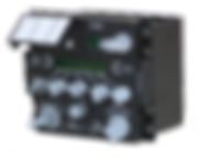 UHF Avoinics simulation. Simulation component