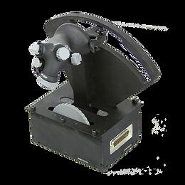 Simulation Grade Throttle for F-16, F-16 Throttle, F-16 Gated Throttle