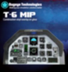 Simulation-grade T-6 MIP