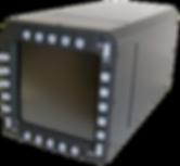 Multi-Function Display for flight simulation