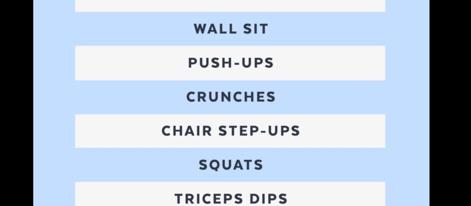 HIIT Me with Your Best Shot