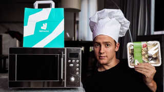 Selling Microwave Meals on Deliveroo