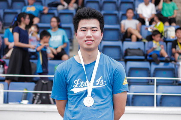 Sports Day Victor - Timothy Yong