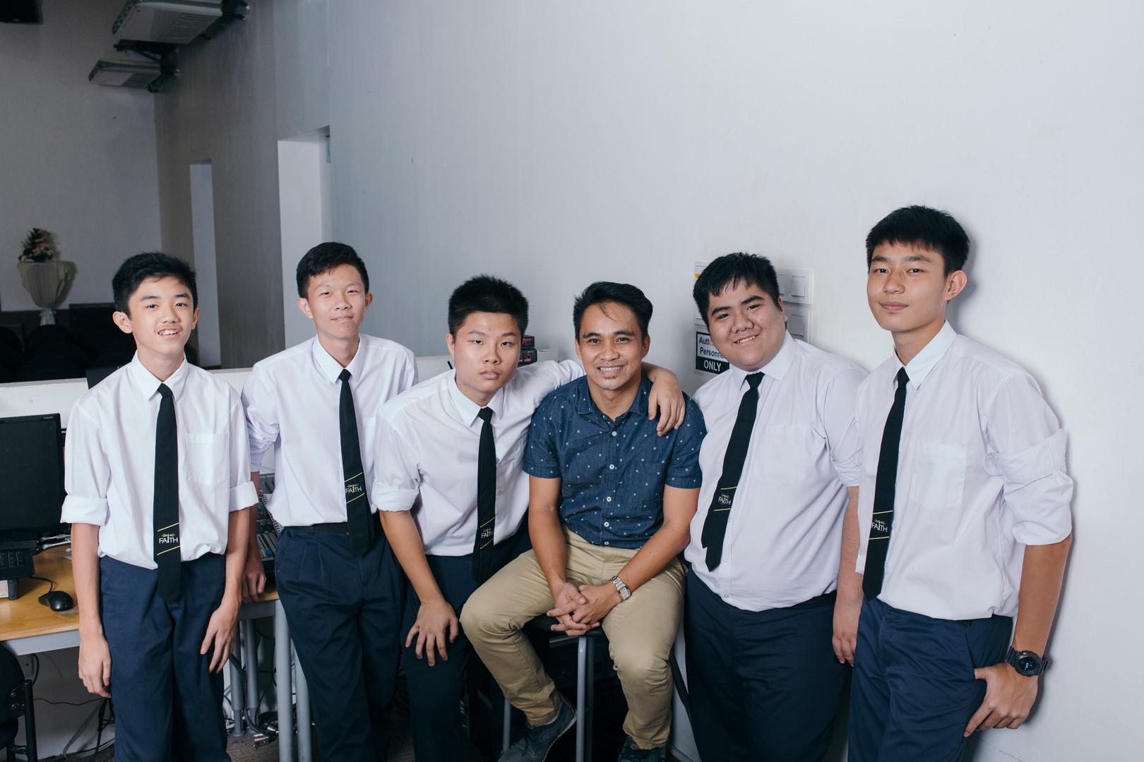 Ps. Lafir David's Mentoring Group